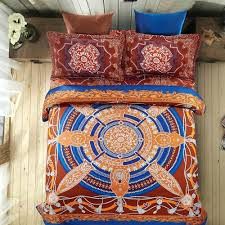 Geometric Duvet Cover Geometric Pattern Duvet Covers Uk Bohemia Duvet Cover Set
