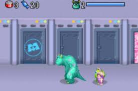 disney pixar u0027s monsters game giant bomb