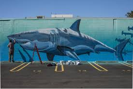 sea walls mural festival returned to napier new zealand in march sea walls napier nz ironlak