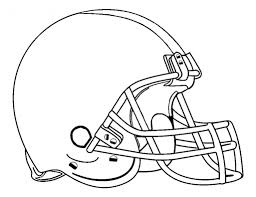 football helmet coloring pages printable football helmet coloring