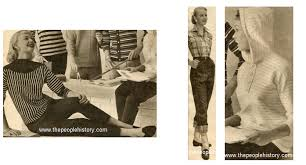 haircutsbfor women in their late 50 s fashions and clothes styles from 50 years what do you remember