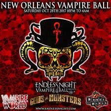 halloween horror nights 1997 endless night vampire ball