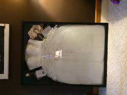 wedding dress shadow box shadow box for wedding dress s dresses for weddings