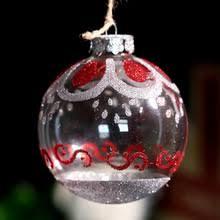popular glass ornament balls buy cheap glass ornament balls lots