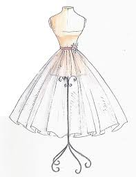 how to draw fashion sketches for kids google search