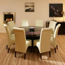 dining room table modern round dining table for 8 decor ideas