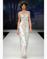glamorous old hollywood style wedding dresses fall 2012 bridal