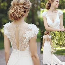 wedding dress hire discount chiffon wedding dresses 2015 lace