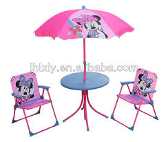 Minnie Mouse Table And Chairs Anak Anak Anak Anak Minnie Mouse Perlengkapan Pesta Meja Dan Kursi