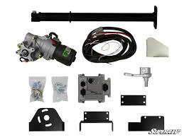 can am outlander renegade gen 1 power steering kit superatv