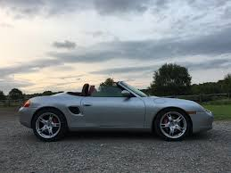 used 2002 porsche boxster 986 96 04 s for sale in west midlands
