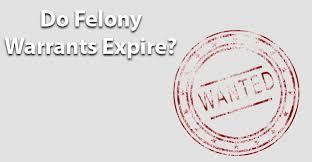 How Does A Bench Warrant Work Do Felony Warrants Expire