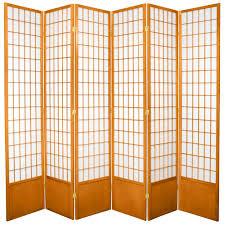 5 panel room divider 4 ft natural 5 panel room divider cljute nat 5p the home depot