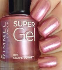 don u0027s nail obsession rimmel london new super gel range