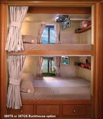 Class A Motorhome With Bunk Beds Forest River Georgetown Class A Motorhome Bunks Drop Tvs And