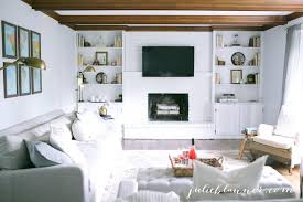 painted brick fireplace black painted brick in united states