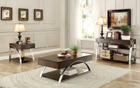 homelegance tioga cocktail coffee table set espresso 3533 occ
