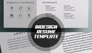 resume cv resume template minimalistic style for business design