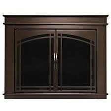 lowes fireplace doors fireplace ideas