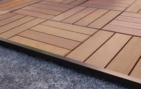 colorado ipe wood deck tiles swiftdeck interlocking patio tile