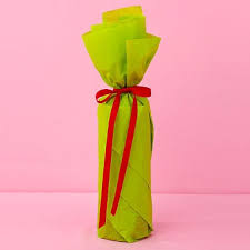 present tissue paper sweet simple wrapping ideas bottle bag tissue paper and