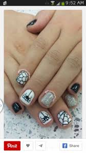 62 best halloween nails images on pinterest halloween nail art