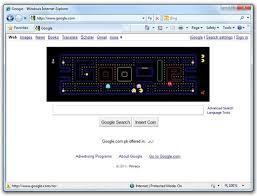 doodle pacman brings the coolest doodle a playable pac