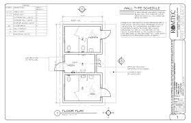 Concrete Block Floor Plans Standard Restrooms U2013 Romtec Inc