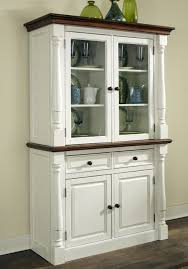 White Buffet Hutch Home Styles Monarch Oak And White Buffet 5020 61x