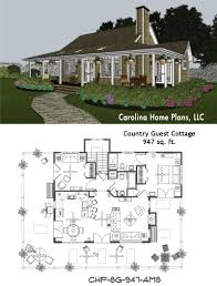 house plans for small cottages small open floor plan sg 947 ams great for guest cottage or