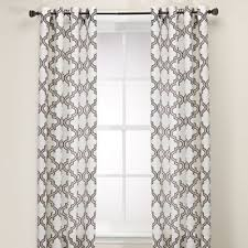 Patterned Window Curtains Buy Patterned Curtains And Drapes From Bed Bath U0026 Beyond