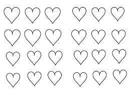 coloriage petit coeur jpg