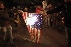 Desecrating The Flag Is It Illegal To Burn The American Flag Here U0027s How The Courts