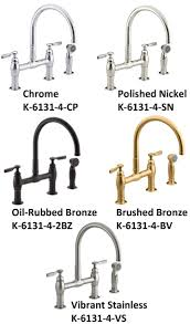 4 kitchen faucet kohler k 6131 4 kitchen faucet reviews kitchen faucet reviews pro