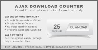 Count Pages In Php Scripts Ajax Counter By Mspyratos Codecanyon