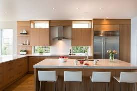 Kitchen Design Tips Talking About How To Design A Warm Contemporary Kitchen