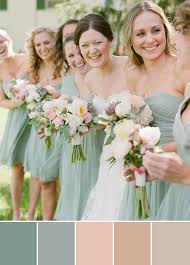 and green wedding dresses 5 trending wedding color ideas for your big day
