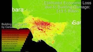 Newport Inglewood Fault Map M6 6 Earthquake On The Raymond Fault Pasadena Scec Vdo Youtube