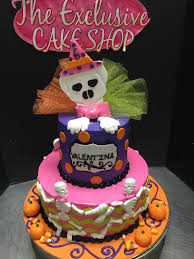 birthday cakes for halloween girls cakes exclusive cake shop