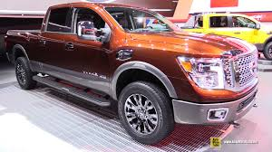 titan nissan 2016 2016 nissan titan xd nv1500 platinum reserve ext interior