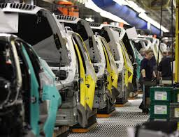 bmw factory assembly line 20 year after opening plant in south carolina bmw exceeding