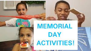 memorial day kids crafts and snack ideas collab with jensbigblend