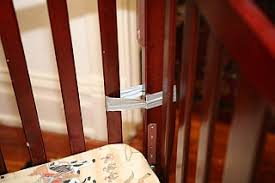 Screws For A Baby Crib by Drop Side Crib Questions Answers Onsafety