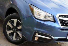 2017 subaru forester premium white a refreshed forester sampled in two flavours wheels ca