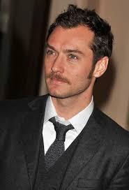 does robert redford wear a hair piece jude law con i baffi moustache pinterest jude law robert