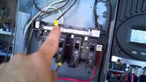 evolution of my diy solar setup control panel 100 amp qo panel and