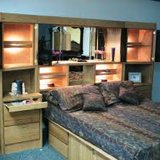 Wall Unit Queen Bedroom Set Wall Unit Bedroom Furniture Sets Wcoolbedroom Com