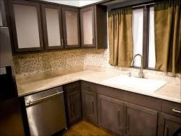 kitchen how to paint stained cabinets wood wainscoting panels