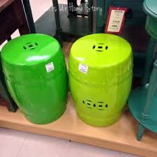 furniture u0026 organization cool garden stools for your accent