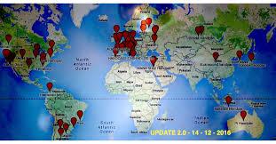 Mali World Map by Paninvasion 2 0 Handpan World Maps New Updating Over Then 110